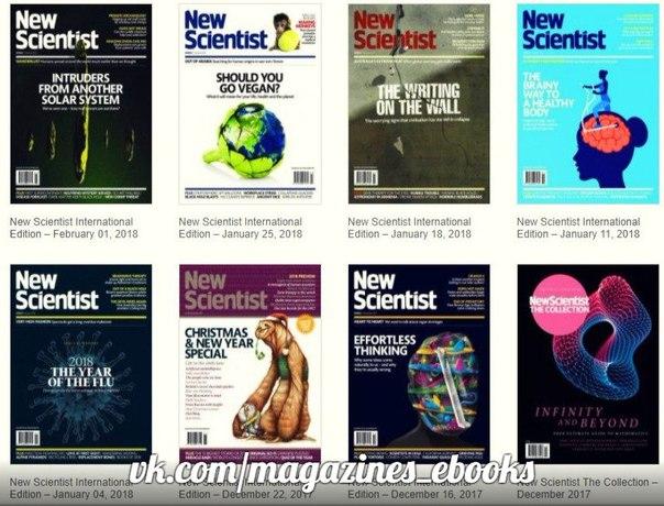 New Scientist - 20.01
