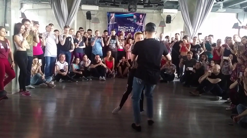 Bachata's Nights 2018 Truji Gloria demo