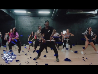 Reggaeton Workshop by Jackson Pierre / Russian Reggaeton Festival /2017