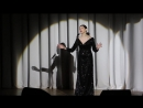Christelle Loury Chansons françaises à Vladimir Russie 2017 Кристель Лури Французская песня