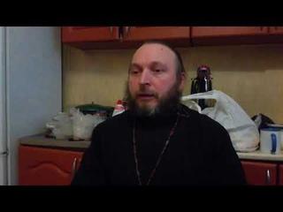 Беседа с иеромонахом отцом Вениамином. Павел Баканов. Авторский видеоблог. Выпуск 5.