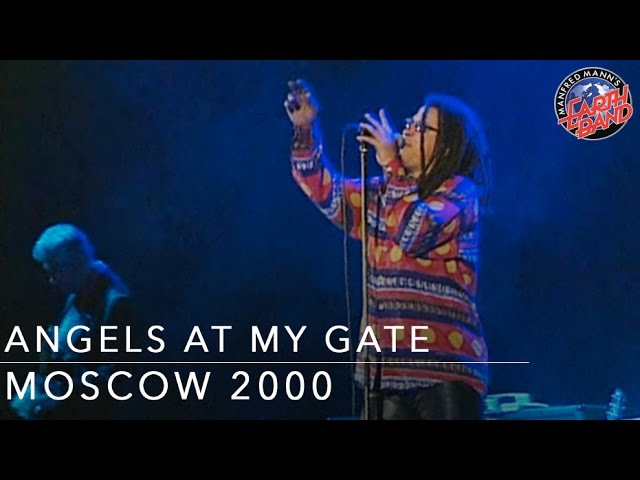 Angels At My Gate Angel Station in Moscow Manfred Mann's Earth Band