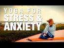 Класс йоги против стресса и тревоги. Yoga for Stress Anxiety Yoga Class - Five Parks Yoga