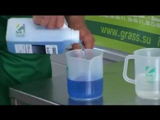 нано Автомойка Чернение резины Обучение от ГраСС