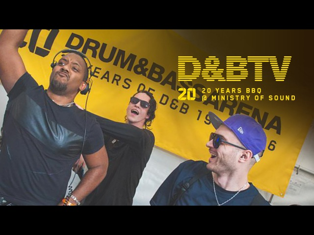 Drum BassArena 20 Years Summer BBQ Ownglow b2b Rene LaVice b2b Trimer ft Linguistics