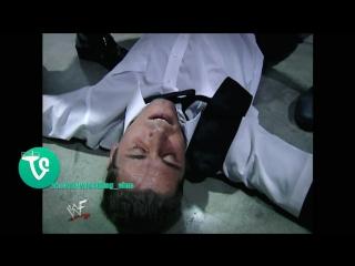Kane vs. Steven Richards Hardcore Championship (при уч. The Undertaker) - (Vine)