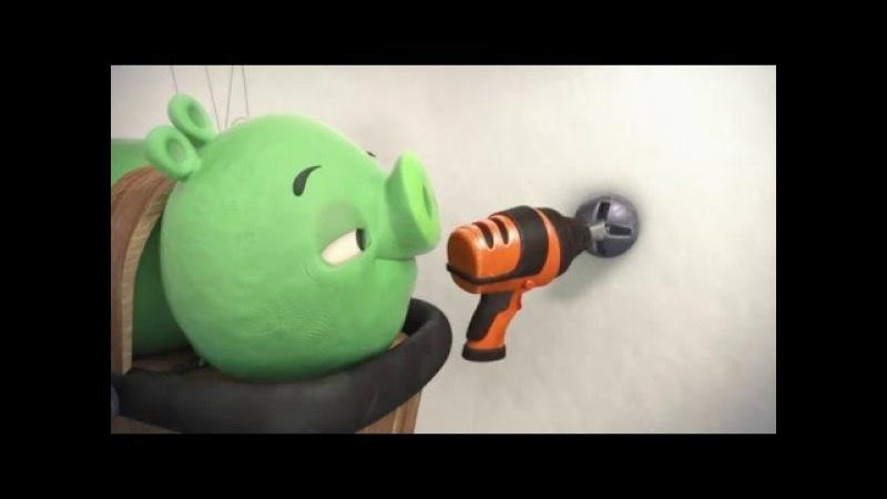 Истории свинок Piggy Tales 2014 Трейлер