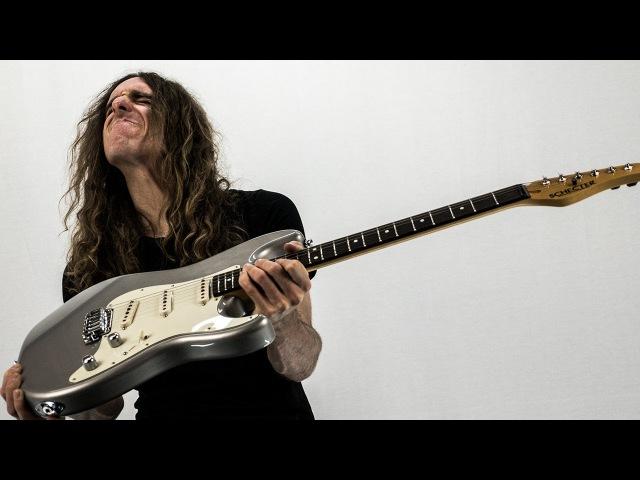 Nick Johnston Atomic Mind live performance for