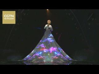 Виртуозное пение 78-летней китаянки! Она обладает редким колоратурным сопрано!Age0+