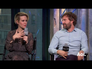 ssp | Sarah Paulson, Mark Duplass And Alexandre Lehmann Discuss Their Film, Blue Jay | BUILD Series