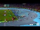 Вайде ван Никерк Мировой рекорд по бегу на 400 метров у мужчин 43 03 Рио 2016 HD