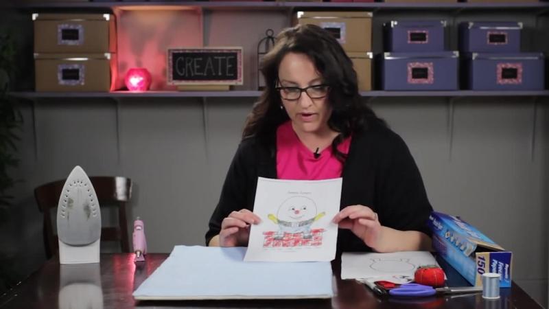 Как сделать простой фланелеграф и фетровую игру к нему своими руками видео на английском языке
