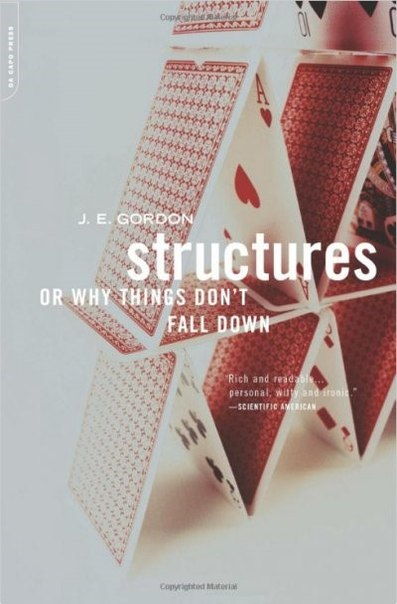 Structures Or Why Things Don 39 t Fall Down by J