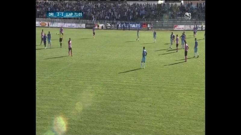 Vala Superleague of Kosovo Java 9 FC Drita KF Llapi 10 10 2017