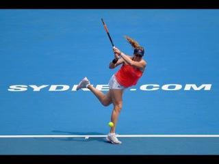 2017 Apia International Sydney First Round | Anastasia Pavlyuchenkova vs Sam Stosur | WTA Highlights
