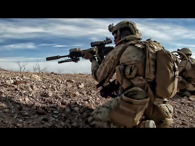 Marines Final Exercise FINEX Twentynine Palms