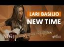 NEW TIME - Lari Basilio | By NIG - Versão Cifra Club