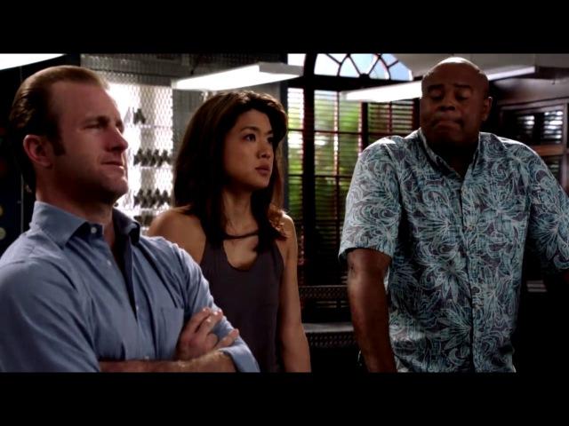 Гавайи 5 0 Hawaii Five 0 7 сезон 15 серия Промо Ka pa'ani nui HD