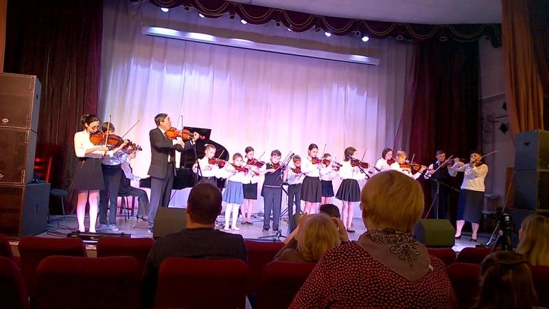 Ансамбль скрипачей Classicum