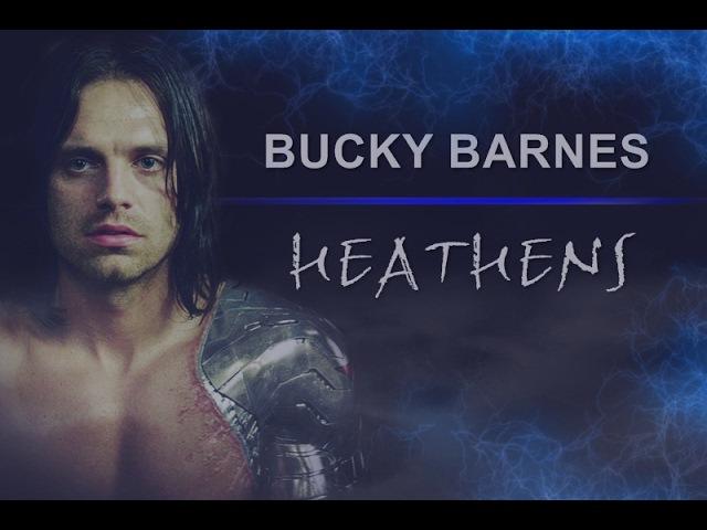 Bucky Barnes Heathens