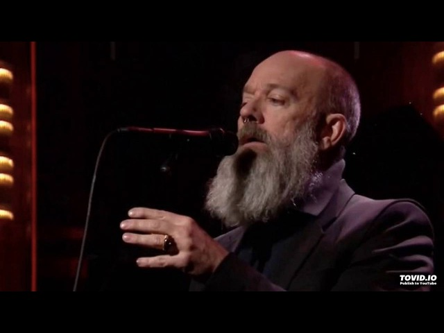 Michael Stipe The Man who Sold the World David Bowie cover