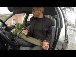 """Самооборона в автомобиле.рукопашный бой спецназ """"шторм""""."""