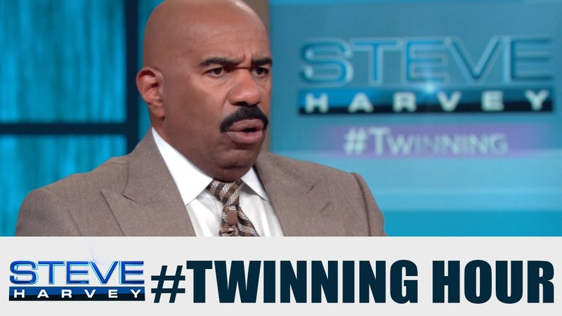 When a man tell you We just kickin' it || STEVE HARVEY