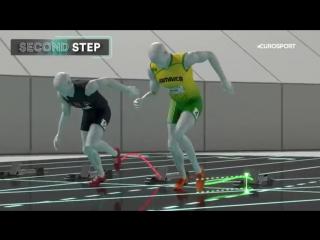 Как Усэйн Болт стал самым быстрым человеком на Земле.