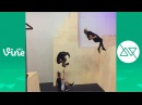BEST OF PARKOUR FREERUNNING VINE COMPILATION