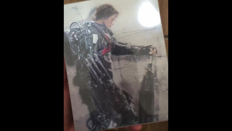 Edge of Tomorrow [HDzeta Exclusive] Double Lenticular