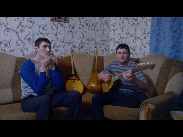 Импровизация башкирской народной (кубыз,думбра,бишкыл)