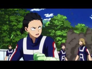 AniDub Моя геройская академия 3 серия / Boku no Hero Academia  _ Сезон 2