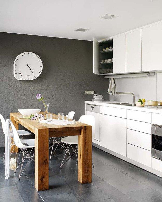 10 золотых правил оформления кухни, изображение №2