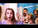 МІНЯЄМОСЬ ТІЛАМИ 2 Помінялись Тілами з БАТЬКАМИ Повчальне і смішне відео для д