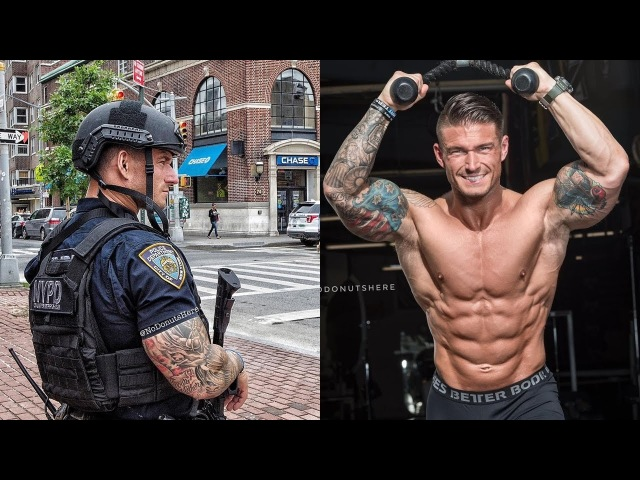 POLICE MONSTER Workout Best of Michael Counihan