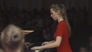 Anastasia Makhamendrikova - Chopin Concerto 2 - 2 part