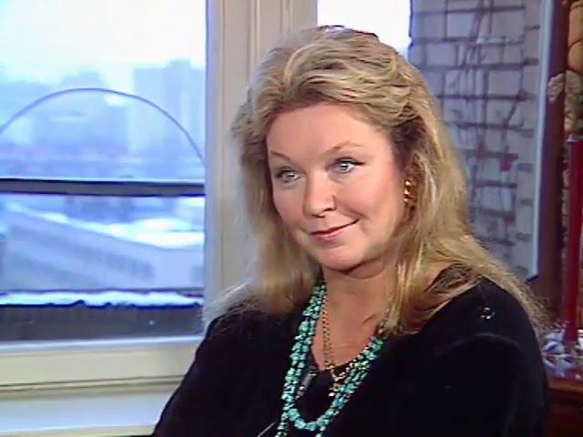 Наш Володя Интервью с Мариной Влади и Ниной Максимовной Высоцкой 1987