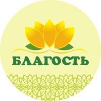 Логотип ДОМ В БЛАГОСТИ. Новосибирск