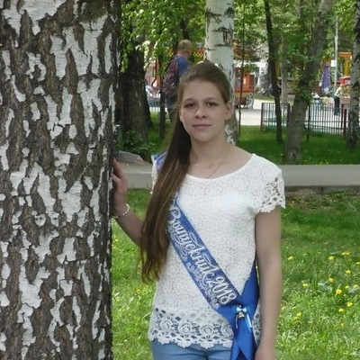 Кристина Губарева