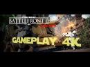 Star Wars Battlefront 2 1er essai de l'open bêta PC 4k ultra setting 2160p60 FR