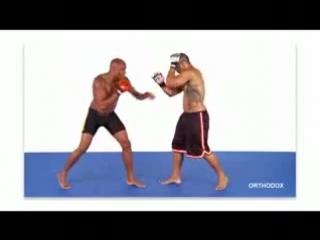 Андерсон Сильва: бокс для mma (часть вторая)
