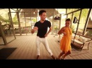 Spirit Of Samba - Tutoriel 2 avec Denitsa Ikonomova Maxime Dereymez