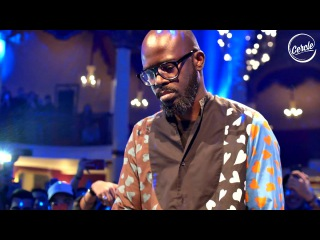 Black Coffee  Salle Wagram in Paris, France for Cercle