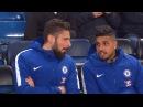 Oliver Giroud Emerson Palmieri at Stamford Bridge