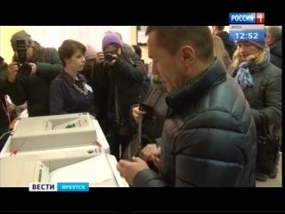 Жители Иркутска проголосовали не только за президента, но и за благоустройство общественных пространств