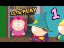 ч.01 - Магический Миникотик - South Park The Stick of Truth