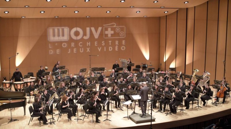 OJV Chrono Trigger Dreamstone Live Orchestra