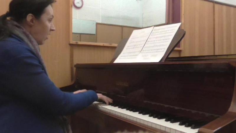 Грузинская народная песня Сулико