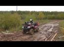Дмитрий Мусихин и оператор Юлечка отправились путешествовать на квадроцикле по