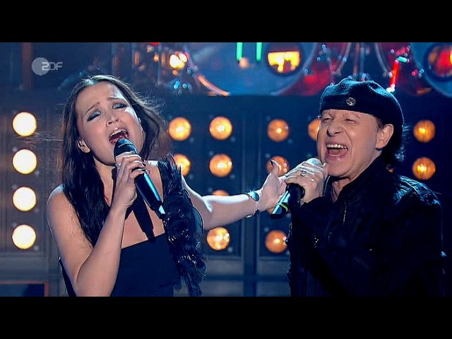 Tarja Scorpions The Good Die Young Live 2010